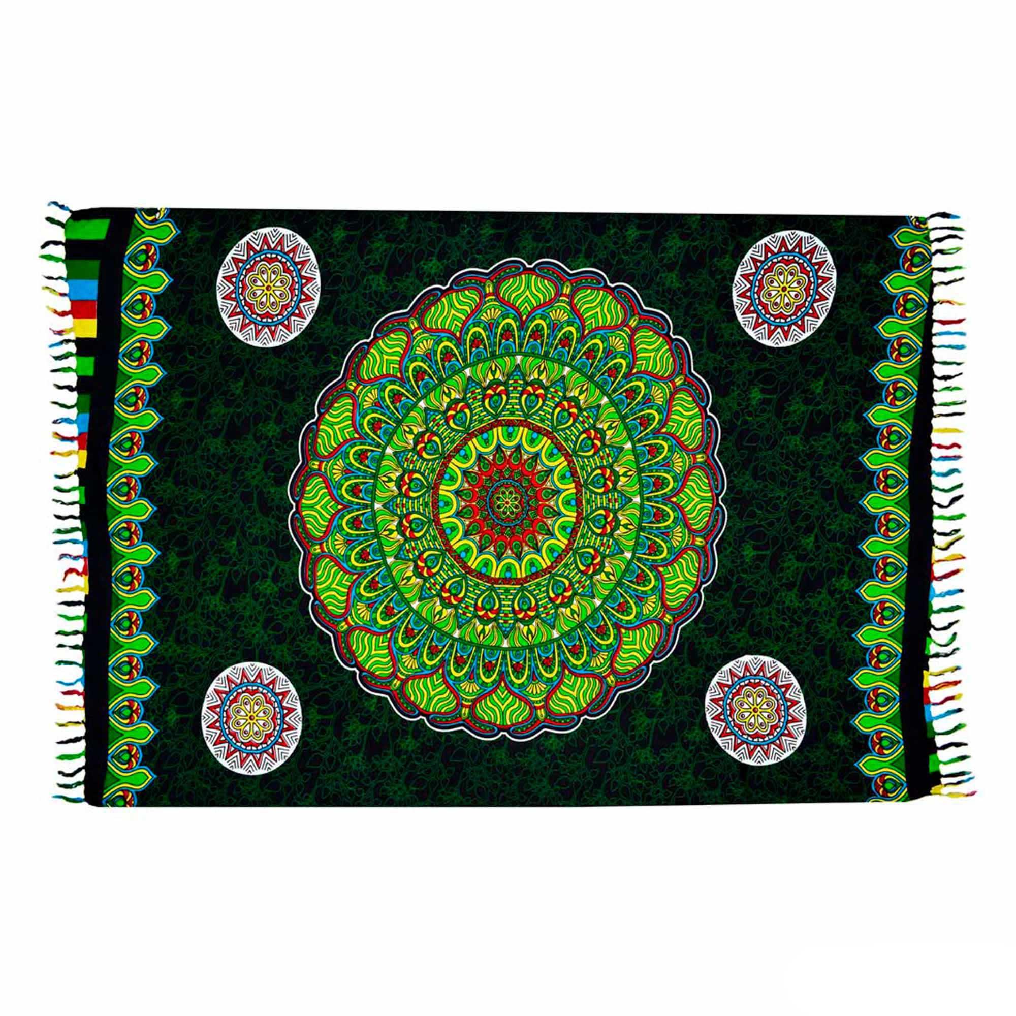 Canga Mandala Rainbow 6