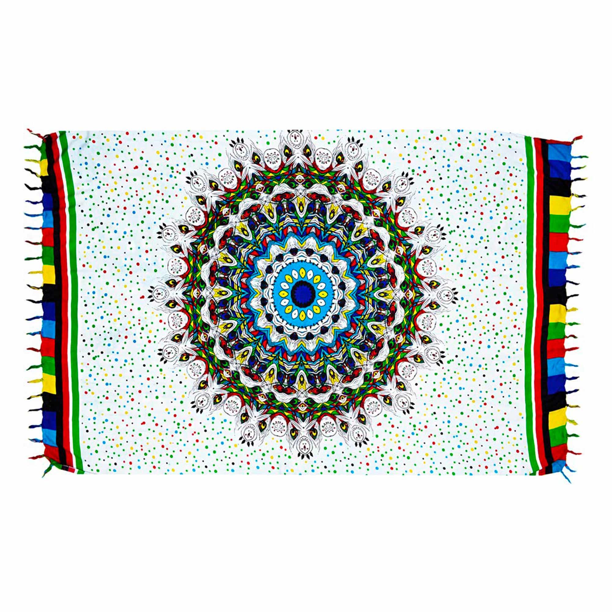 Canga Mandala Rainbow 8