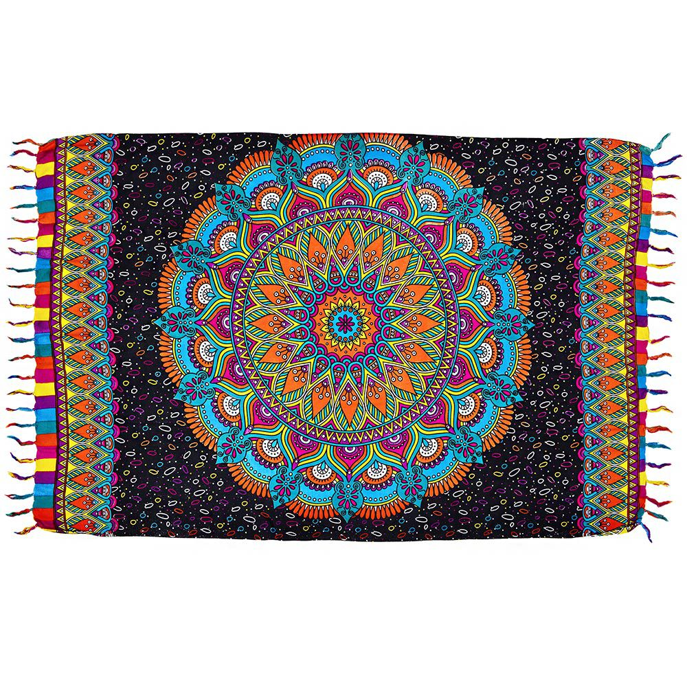 Canga Mandala Rainbow