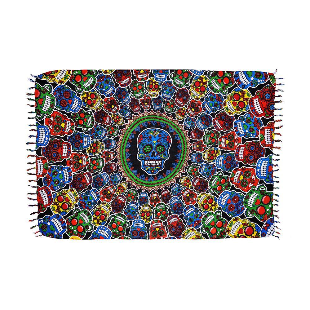 Canga Mandala Skull