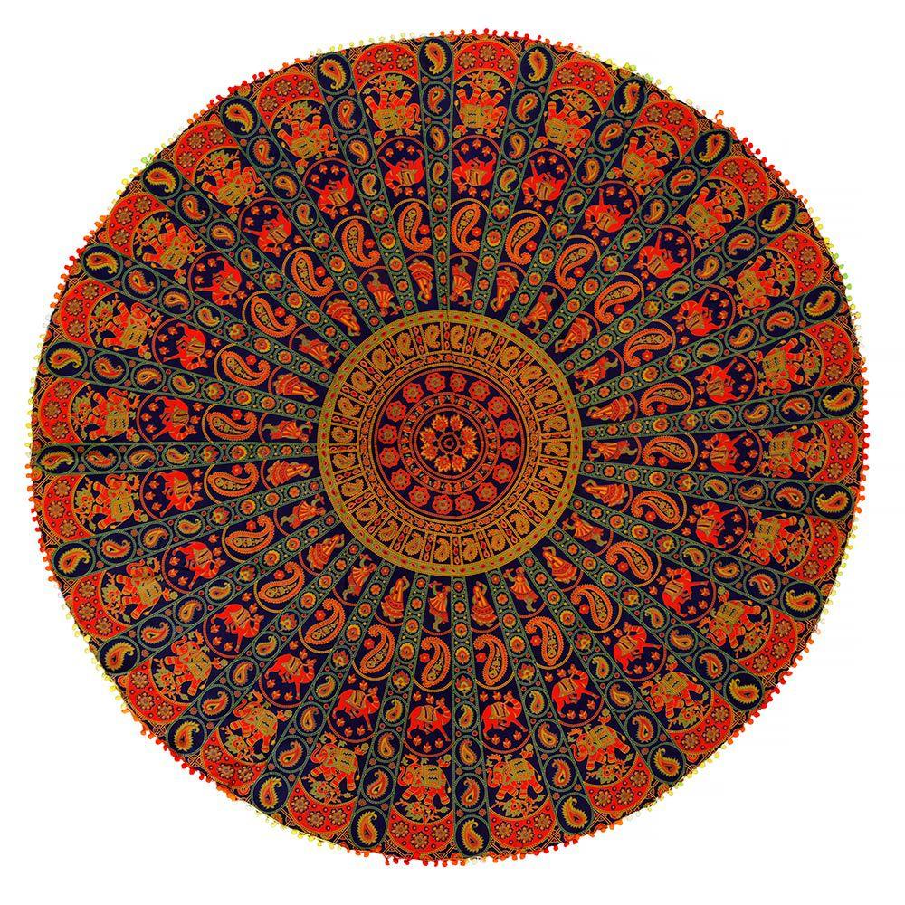 Canga Redonda Mandala Indiana II