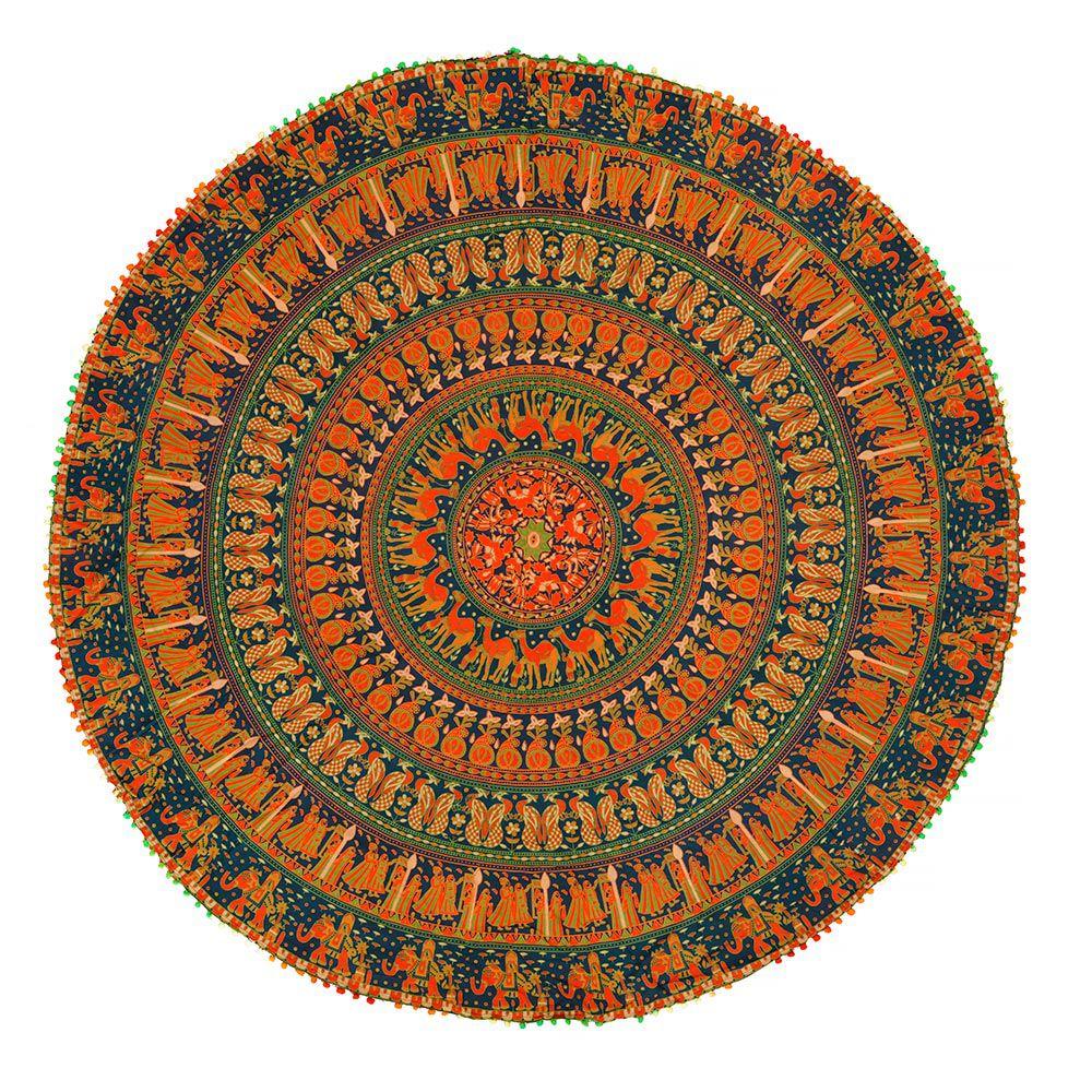 Canga Redonda Mandala Indiana