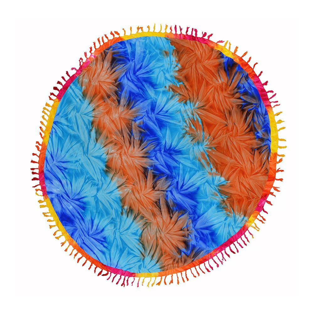 Canga Redonda Tie Dye