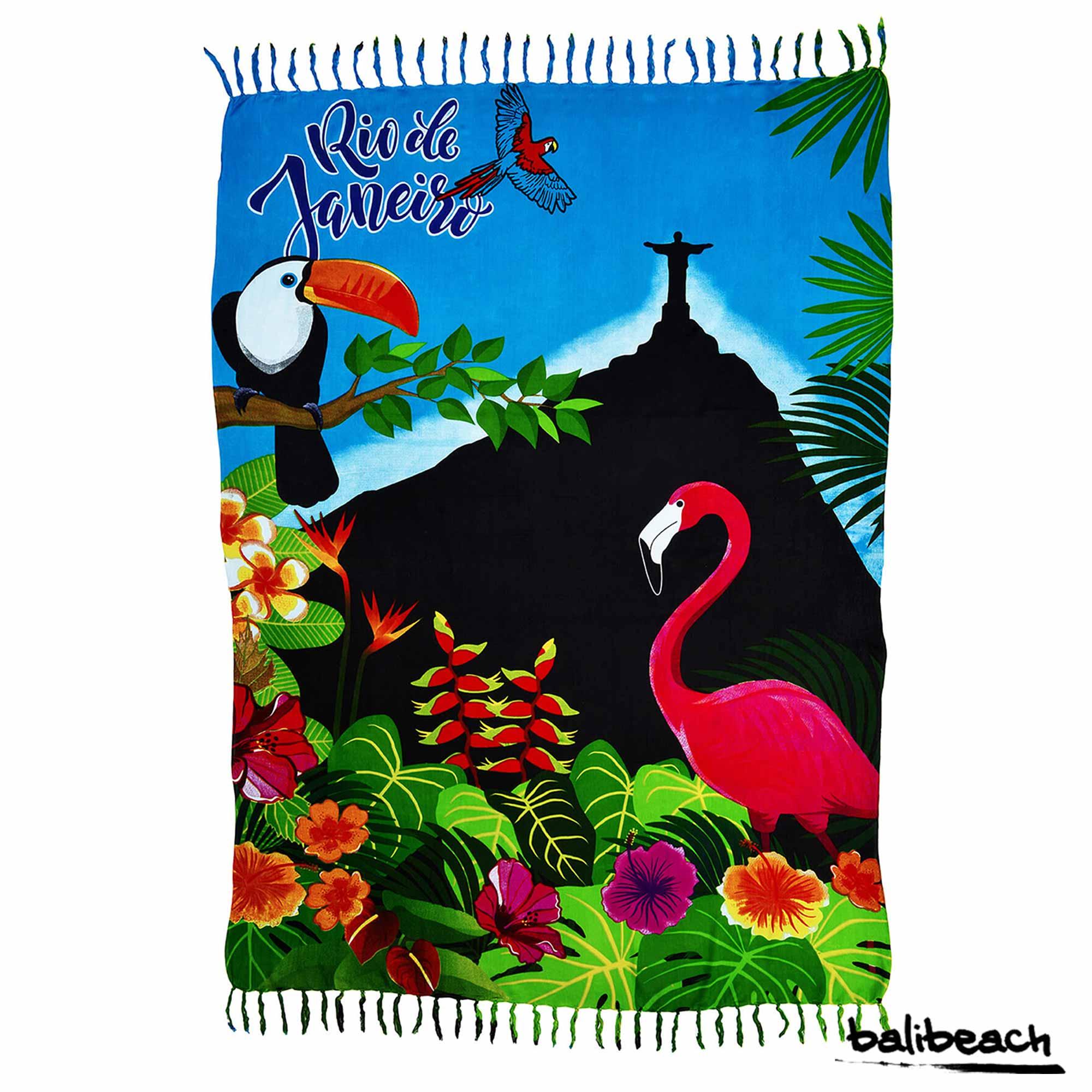 Canga Rio de Janeiro Flamingo