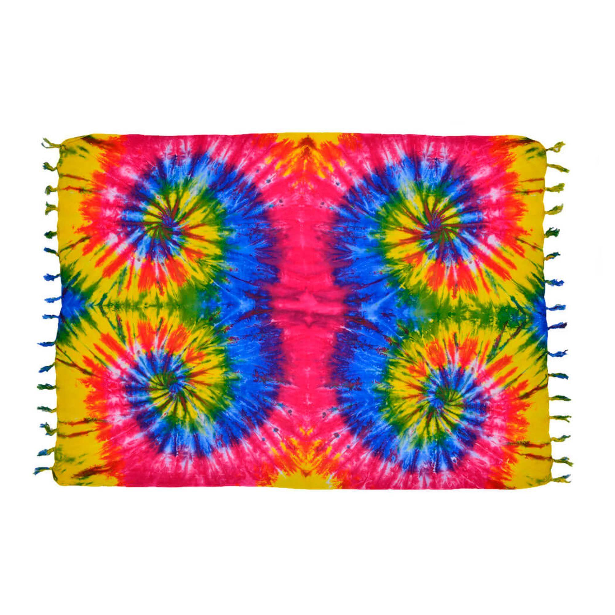 Canga Tie Dye 4 Espirais