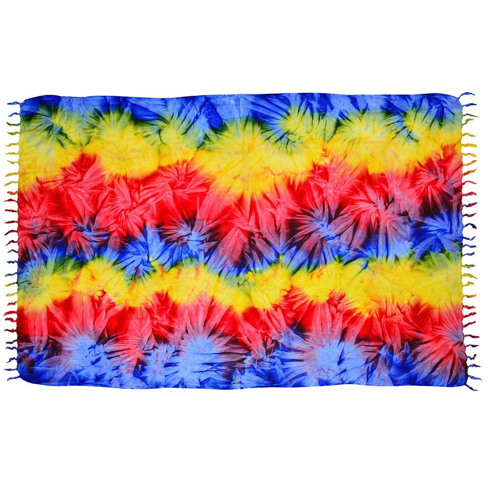 Canga Tie Dye Ikat