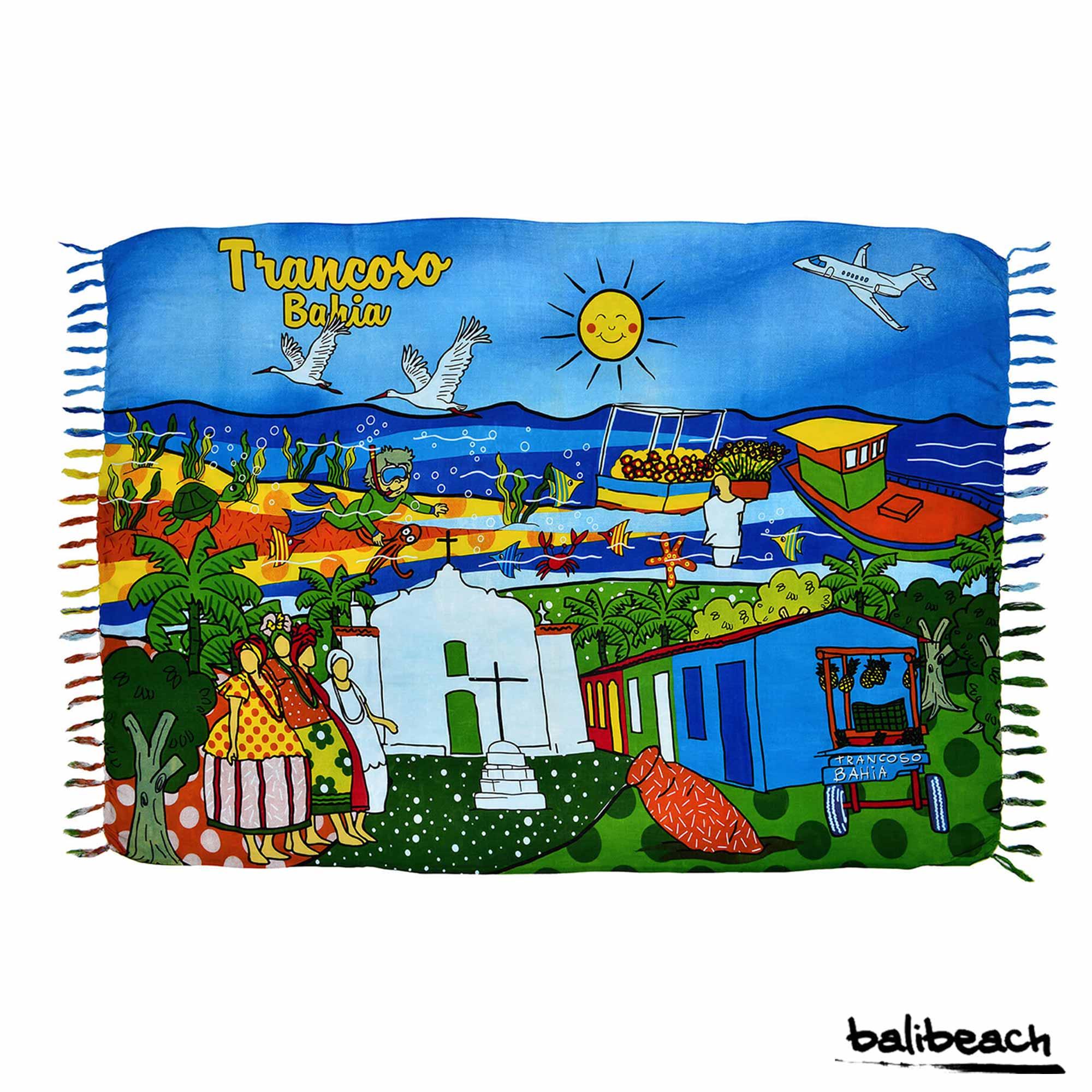 Canga Trancoso Bahia