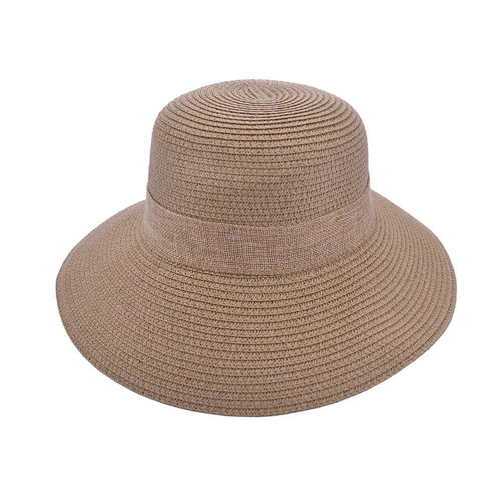 Chapéu De Praia Com Laço
