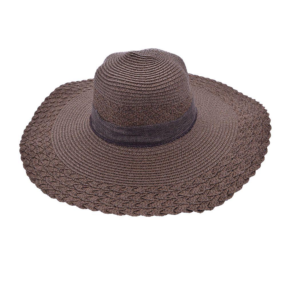 Chapéu De Praia Com Laço II