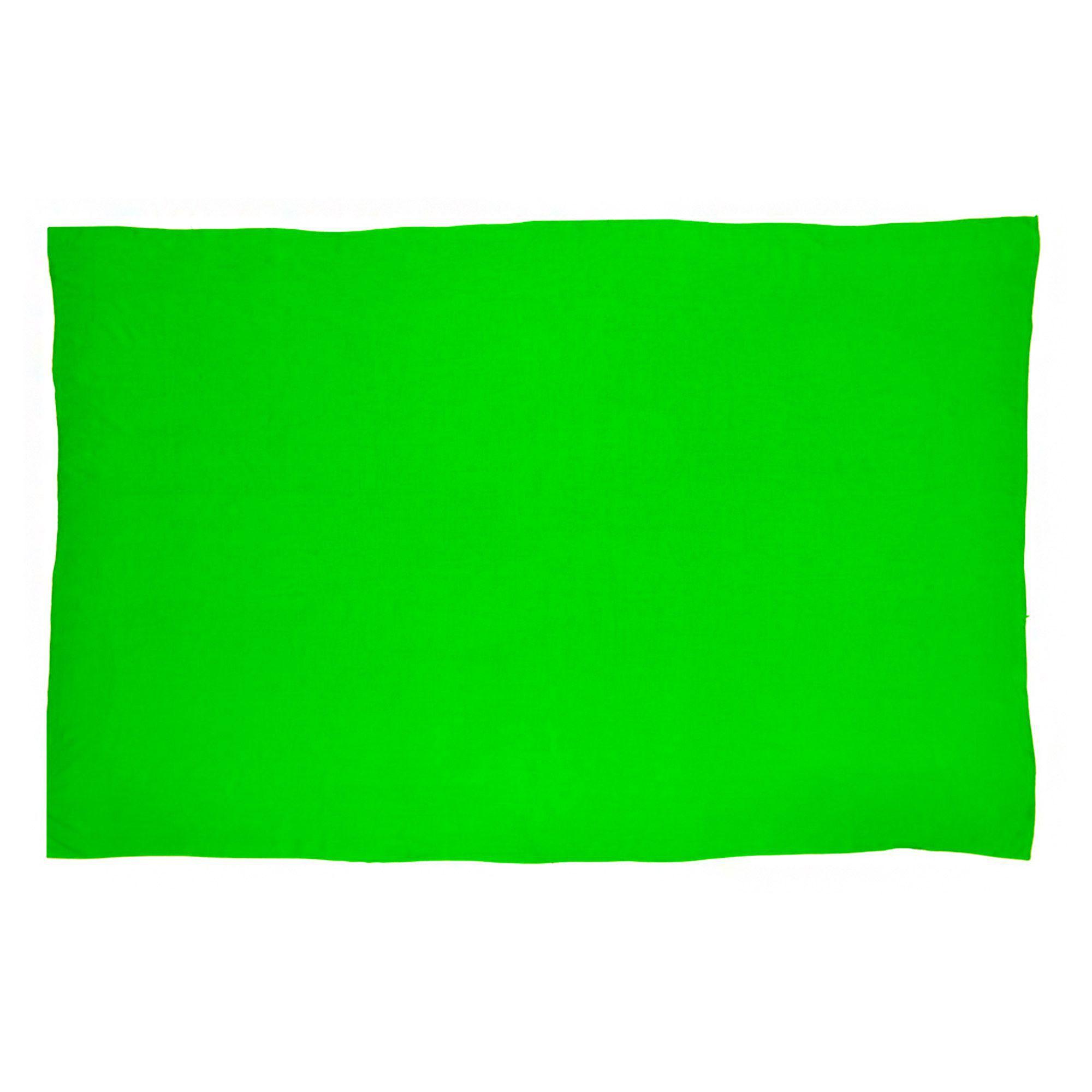 Canga Lisa Sem Franja Verde
