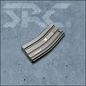 Magazine Hi-cap metal M4 Navy Seals SRC - 300BBS  - MAB AIRSOFT
