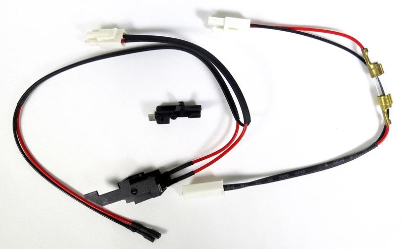Switch / Fiação Gearbox G36 (Alta Temperatura) - SRC