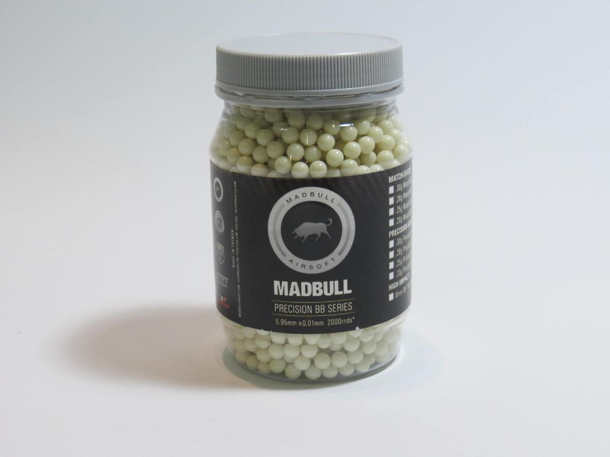 BB 0,20g Madbull Tracer (2000 und)