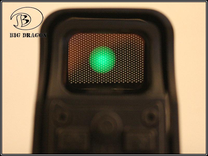 Protetor De Lente Para Red Dot Eotech 551/552  - MAB AIRSOFT