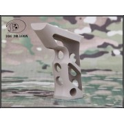 Grip Vertical em Aluminio Keymod - Cor:TAN