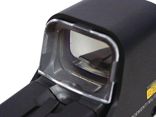 Protetor em Acrílico p/ Red Dot  - MAB AIRSOFT