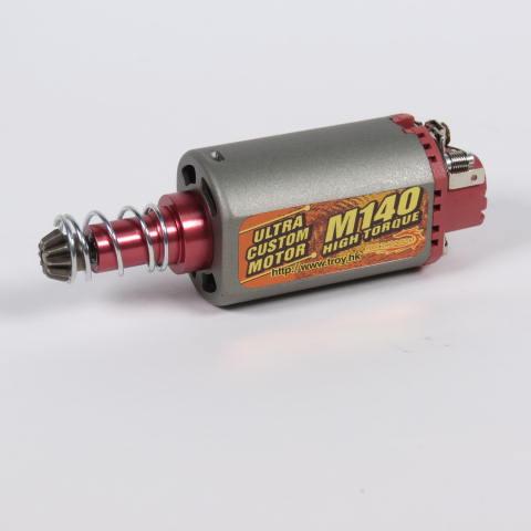 Motor High Torque M140 (Longo)