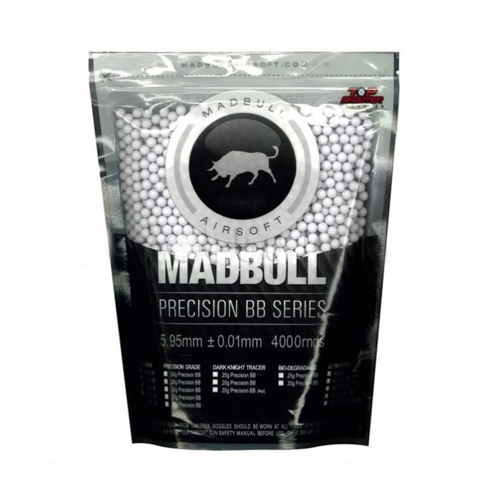BB 0,20g Madbull Precison Grade (4000 unid)