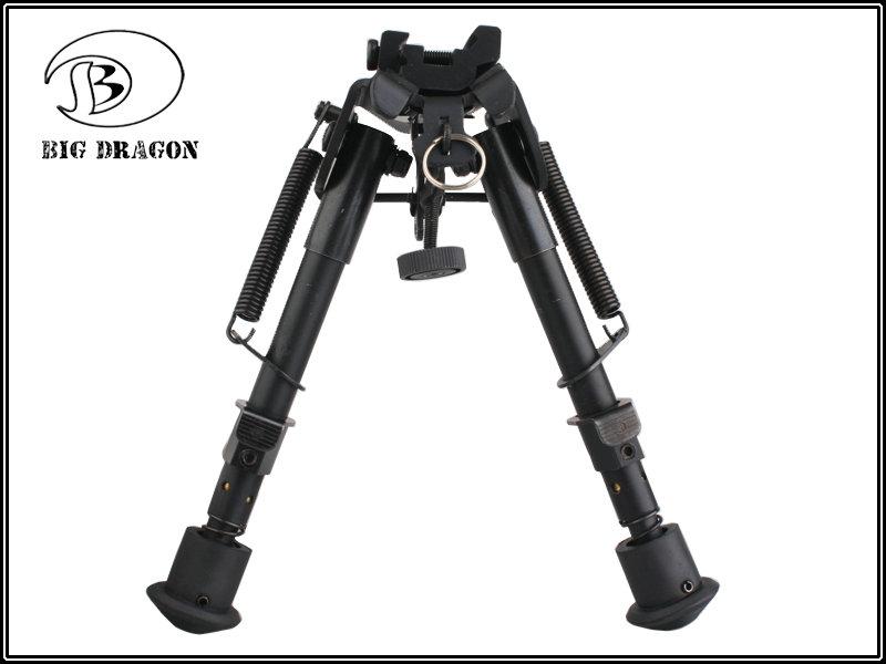 Bipé Retrátil Sniper / DMR c/ mola