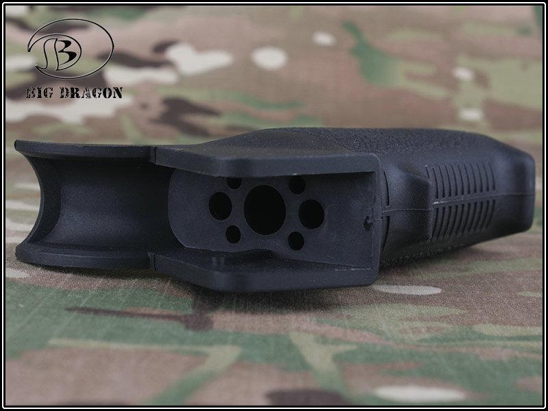 Grip Motor Mod. Magpul - Cor: Preta  - MAB AIRSOFT