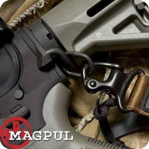 Sling Magpul Ambidestro PTS ASAP Para AEG M4  - MAB AIRSOFT