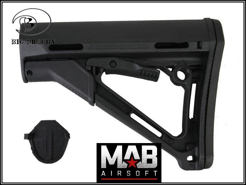 Stock M4 Modelo Magpul CTR  - MAB AIRSOFT