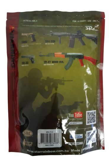 BB 0,28g Perfect SRC 1Kg  - MAB AIRSOFT