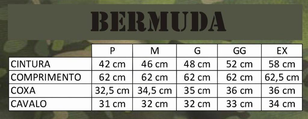Bermuda ART MILITAR - Cor: Woodland *  - MAB AIRSOFT