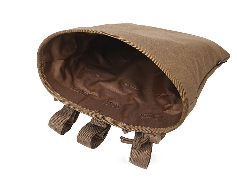 Bolso Descarte Magazine - Tan (Drop Mag)  - MAB AIRSOFT