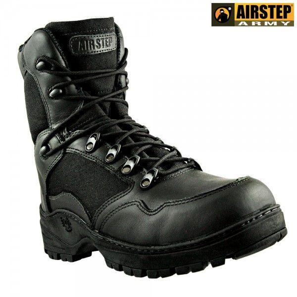 Bota Airstep Combat Black 8600-1