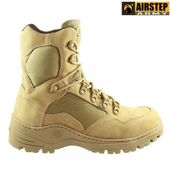 Bota Airstep Combat Desert 8600-6