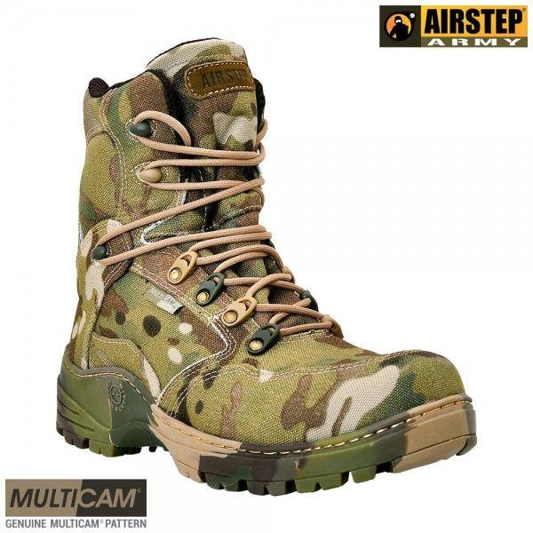 Bota Airstep Multicam Combat 8600-13
