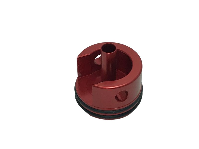 Cabeça Cilindro em Alumínio SHS (Vedação Dupla) - V2  - MAB AIRSOFT