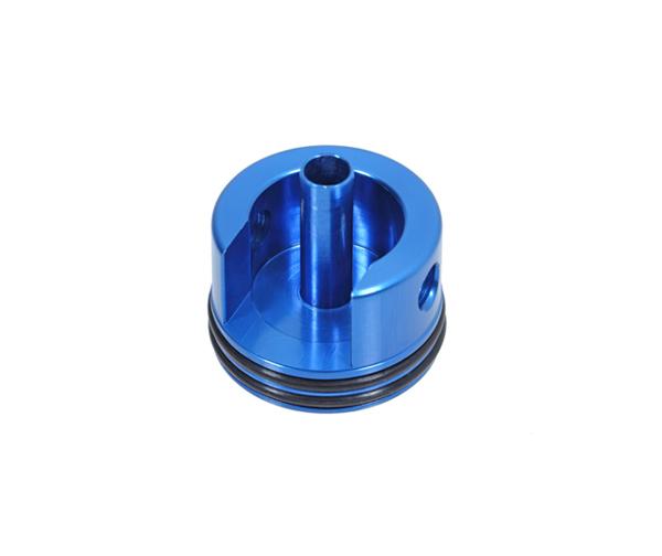 Cabeça Cilindro em Alumínio SHS (Vedação Dupla) - V3 (AK)  - MAB AIRSOFT