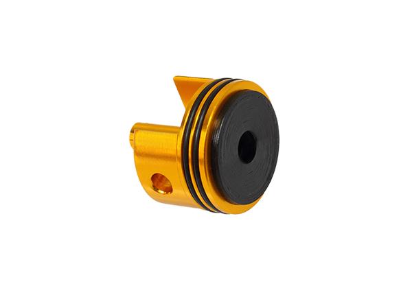 Cabeça Cilindro em Alumínio SHS (Vedação Dupla) - V3 (G36)  - MAB AIRSOFT