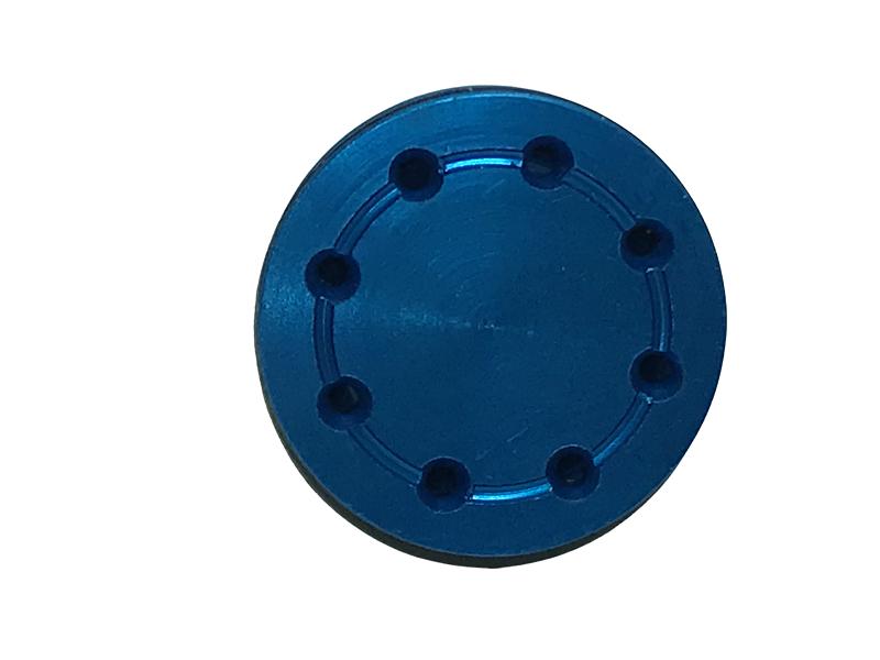 Cabeça Pistão V2/V3 em alumínio SHS  - MAB AIRSOFT
