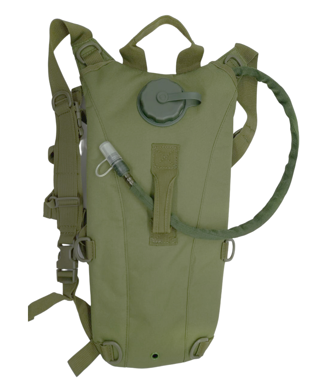 Camelback 3L  - Cor: Verde  - MAB AIRSOFT