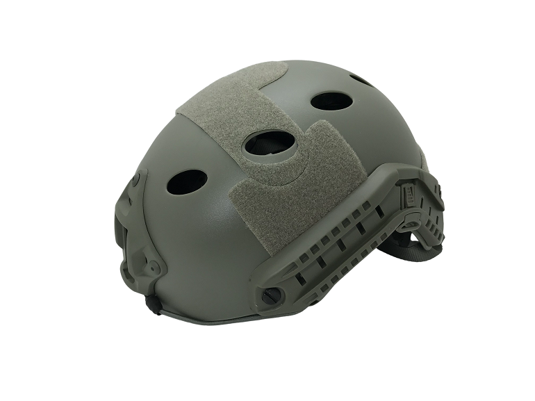 Capacete EMERSON PJ Type (Cor: Verde)  - MAB AIRSOFT