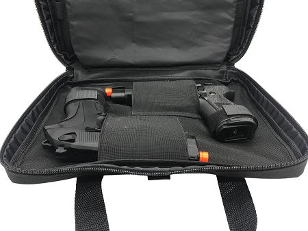Case para Transporte de Pistola - Preto/ AN  - MAB AIRSOFT