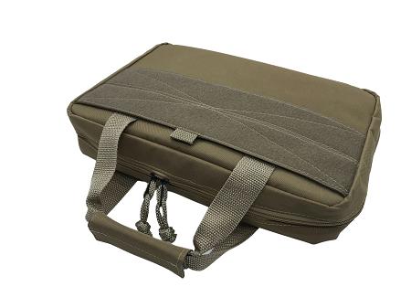 Case para Transporte de Pistola - TAN/ AN  - MAB AIRSOFT