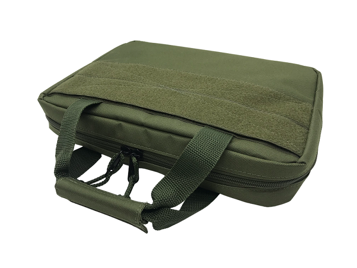 Case para Transporte de Pistola - Verde/ AN  - MAB AIRSOFT