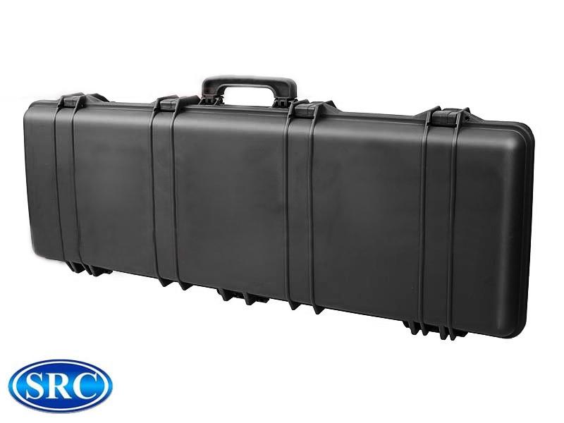 Case Plástico para Rifle - Cor: Preta