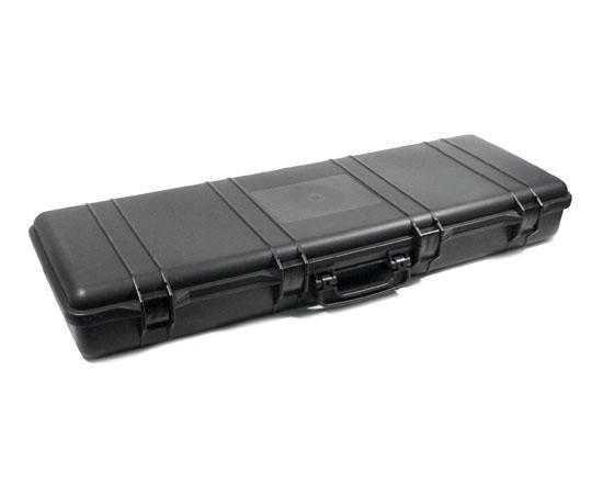 Case Plástico para Rifle - Cor: Preta  - MAB AIRSOFT