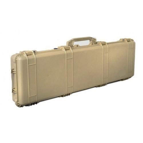 Case Plástico para Rifle - Cor: TAN  - MAB AIRSOFT