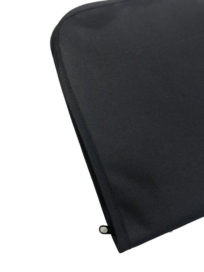 Case Simples Hunter p/ Transporte de AEGs - Cor: Preta (95 cm)#  - MAB AIRSOFT