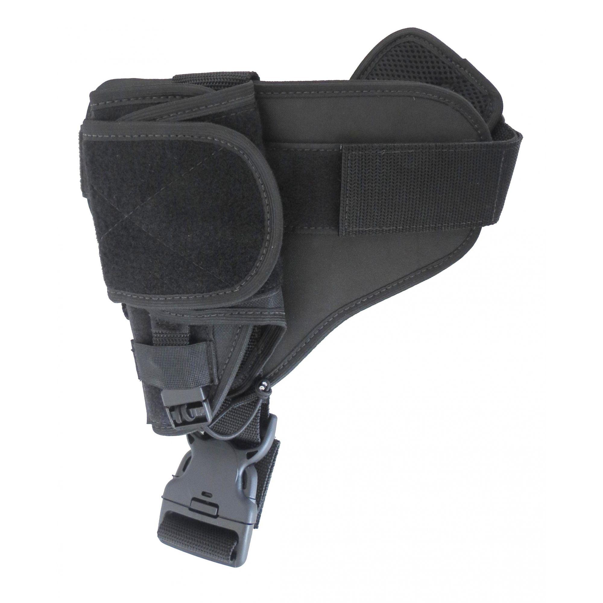 Coldre Modular Pistola (tecido) - Cor: Preta  - MAB AIRSOFT