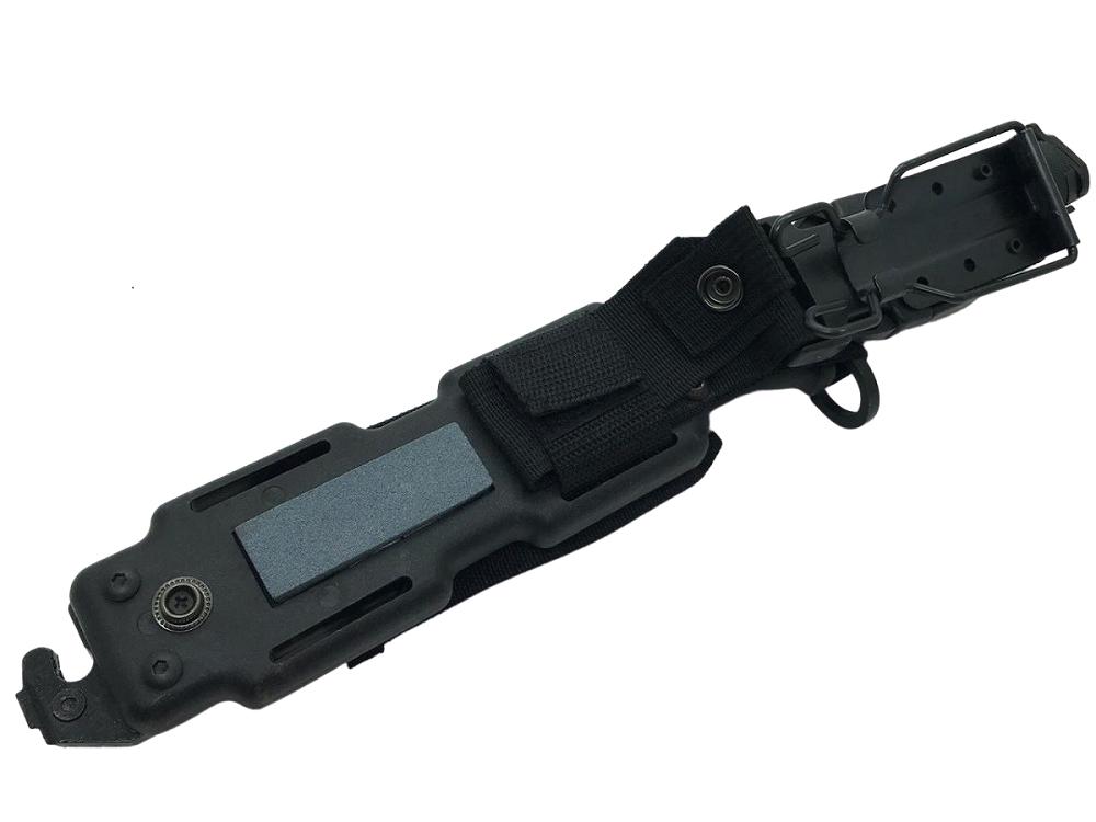 Faca Tatica Combate Militar Baioneta M9 (KS10189B - Model 2) #  - MAB AIRSOFT