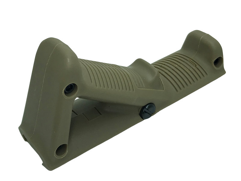 Grip Angular FMA Modelo Magpul AFG-2 TAN  - MAB AIRSOFT