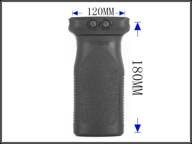 Grip Vertical Magpul RVG - TAN  - MAB AIRSOFT