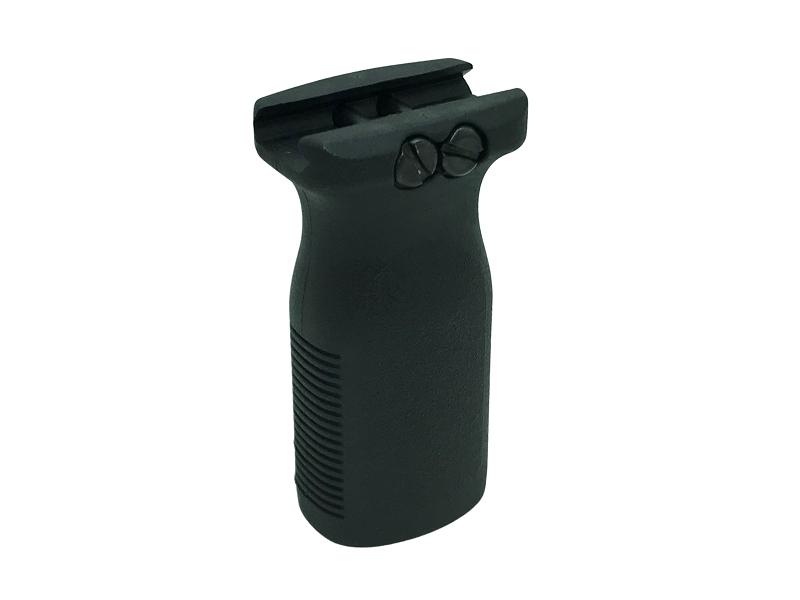 Grip Vertical Modelo Magpul MOE RVG - Black  - MAB AIRSOFT